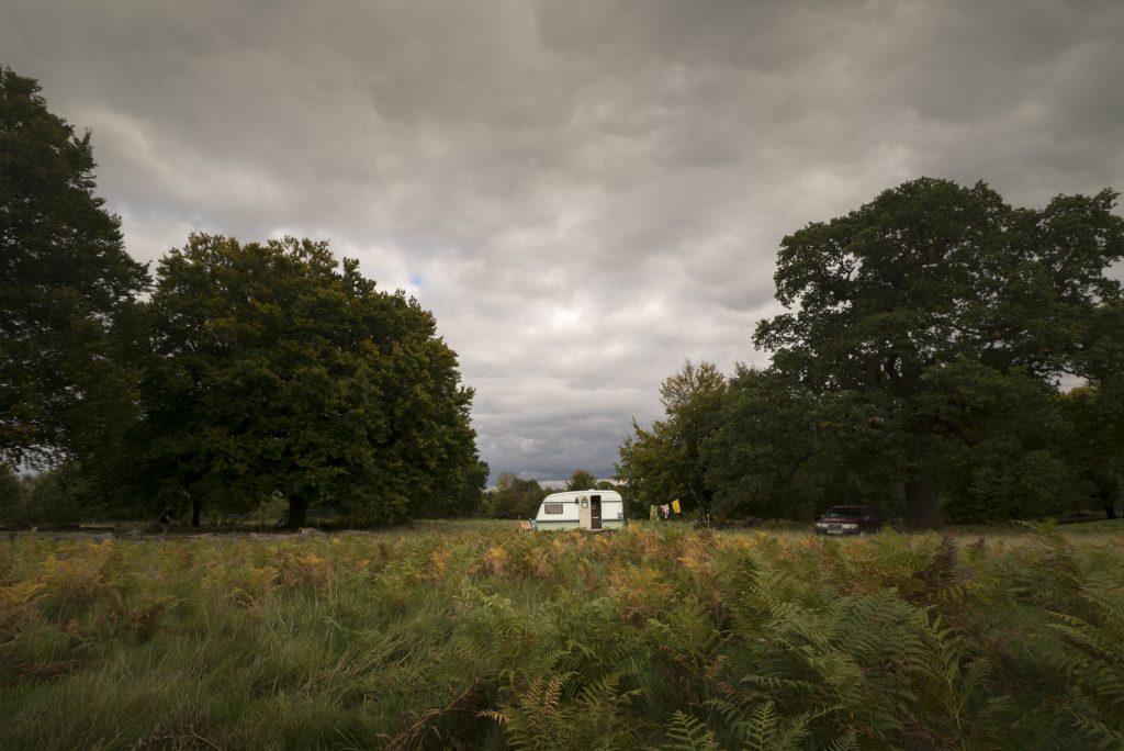caravan holiday location