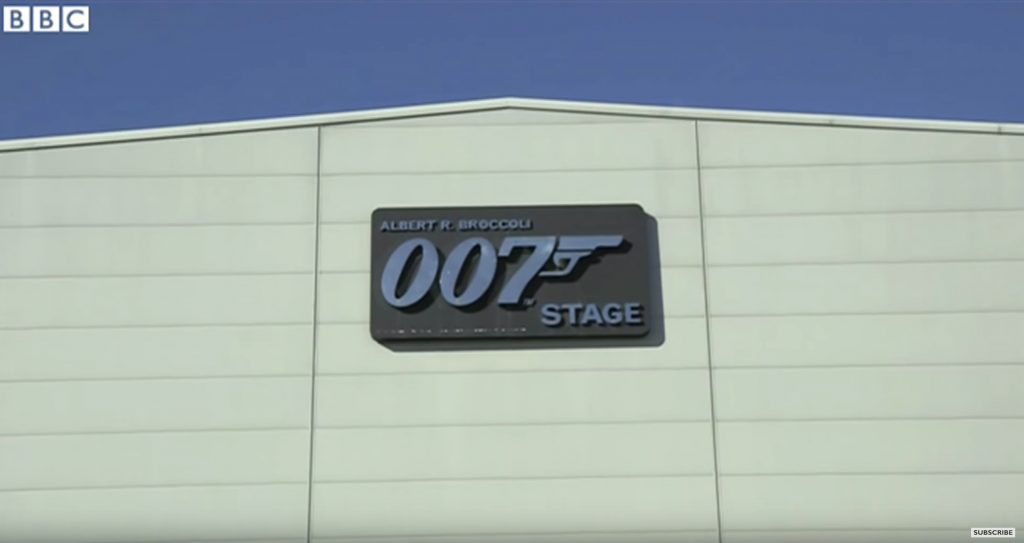 Train Like James Bond BBC Online