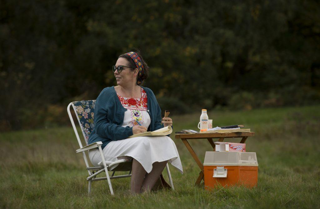 Olivia Coleman as Deborah