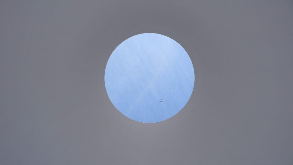 Sky View, James Turrell Sculpture