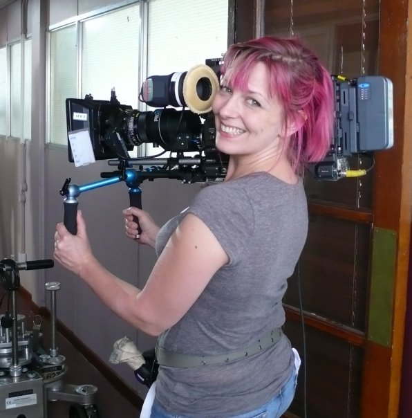 hazel palmer camera operator drama