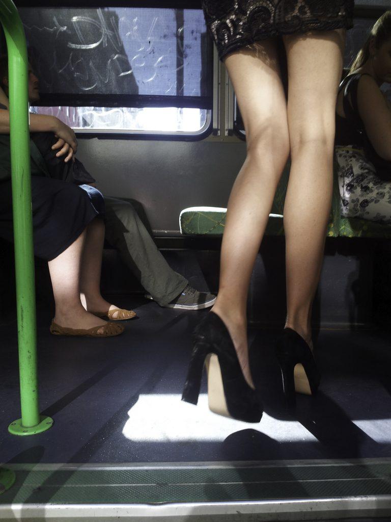 Tram Legs