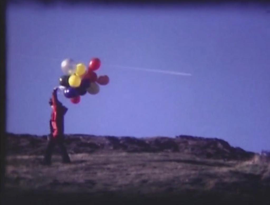 Fly Me Away - Art film
