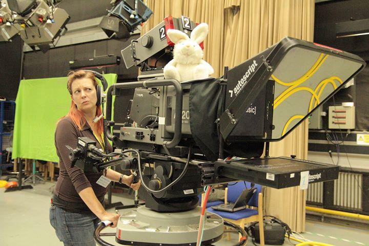 hazel palmer camera operator studio