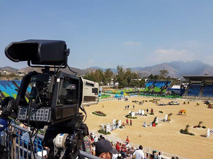 hazel palmer camera op olympics