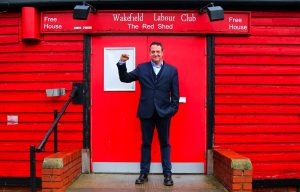 Mark Thomas 'The Red Shed' DVD